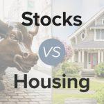 Real Estate Vs. Market Investing & Renting