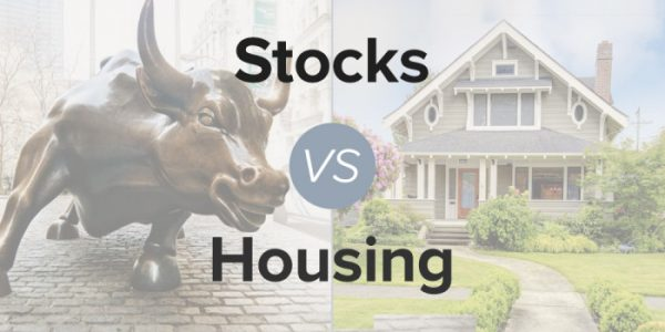Real Estate Vs. Market Investing & Renting