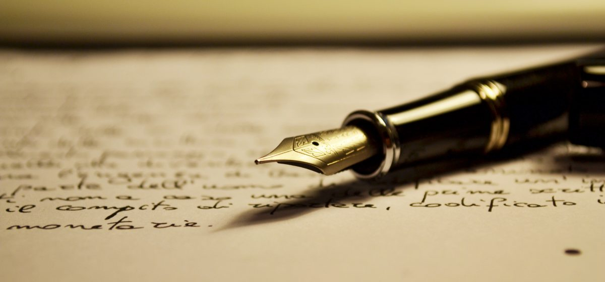 The Power of Writing It Down and Blogging