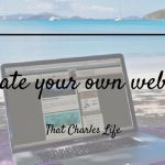 Why You Should Create Your Own Website