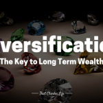 Diversification is Your Key to Long Term Wealth