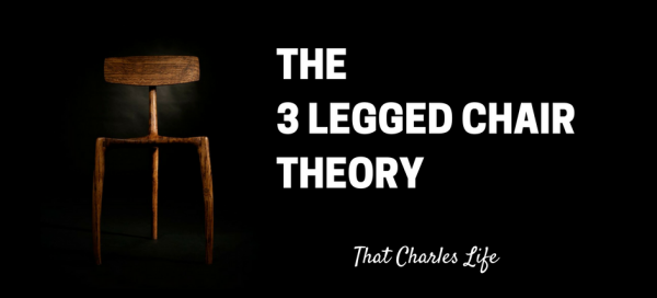The Three Legged Chair Theory of Income Streams