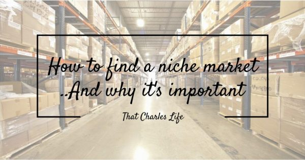 How to choose a niche