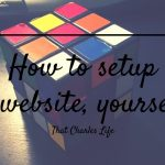 How To Setup A Website By Yourself